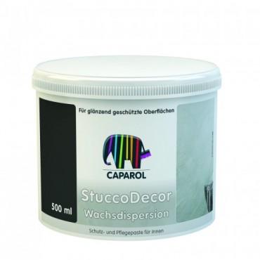 Воск защитный Capadecor StuccoDecor Wachsdispersion
