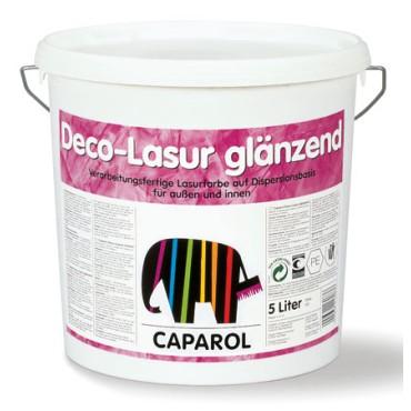 Интерьерная лазурь Capadecor Deco-Lasur glänzend/глянцевая 2,5л