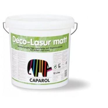 Интерьерная лазурь Capadecor Deco-Lasur matt/матовая 2,5л