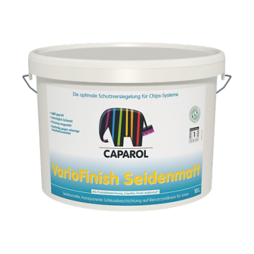 Защитное покрытие Capadecor VarioFinish seidenmatt