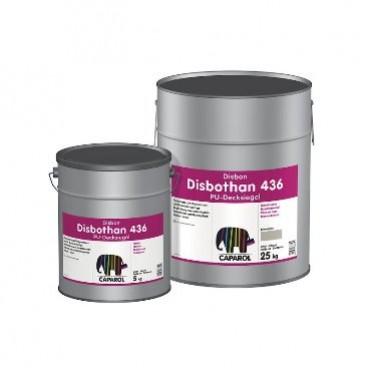 Двухкомпонентная полиуретановая смола Disbothan 436 PU-Decksiegel
