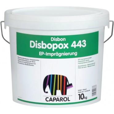 Двухкомпонентная эпоксидная смола Disbopox 443 EP-Imprägnierung