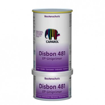 Двухкомпонентная грунтовка Disbon 481 EP-Uniprimer
