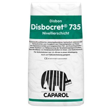 Cглаживающая и выравнивающая масса Disbocret 735 Nivellierschicht