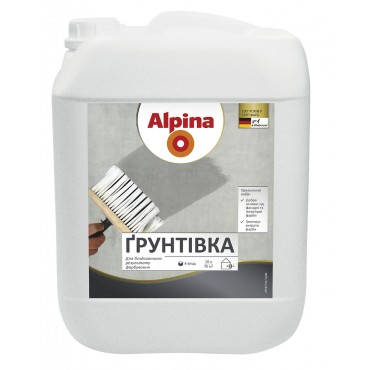 Alpina Грунт 10 л