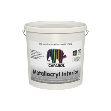 Интерьерная краска Capadecor Metallocryl Interior 10л