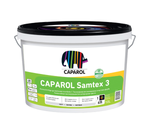 Интерьерная краска Caparol Samtex 3 E.L.F. 10 л Украина