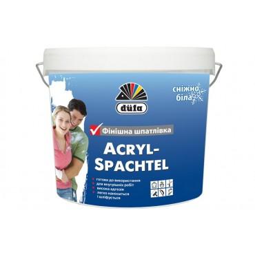 Шпаклевка финишная Dufa Acryl Spachtel 16 кг