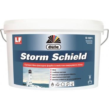 Краска  фасадная Dufa Storm Schield D691 13,5 кг