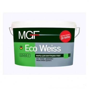 Краска  MGF  Eco Weiss  M1  20 кг