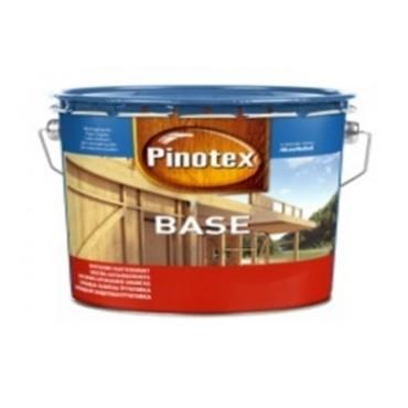 Грунтовка деревозащитная PINOTEX BASE 10л.