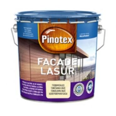 Деревозащитное средство PINOTEX FAÇADE LASUR 10л.