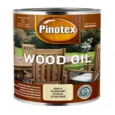 Деревозащитное масло PINOTEX WOOD OIL 1л.