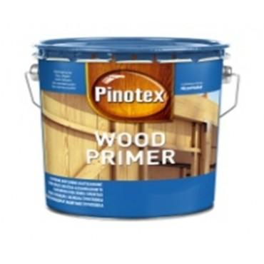Грунтовка деревозащитная PINOTEX WOOD PRIMER 10л.