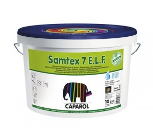 Интерьерная краска Caparol Samtex 7 E.L.F 10л Германия