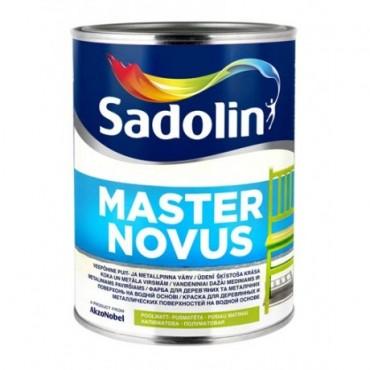 Краска алкидно-эмульсионная на водной основе Sadolin MASTER NOVUS 15 2,5л.