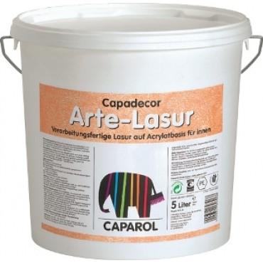 Дисперсионная лазурь Capadecor Arte-Lasur 5л